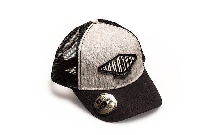 CURVED PEAK DIAMOND LOGO CAP 2017