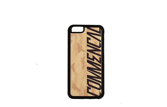IPHONE CASE 6/6S 3 CAMO 2017