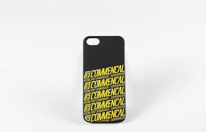 IPHONE 5/5S CASE TEXT