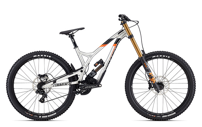 SUPREME DH V4.2 RACE FOX 650B BRUSHED 2018