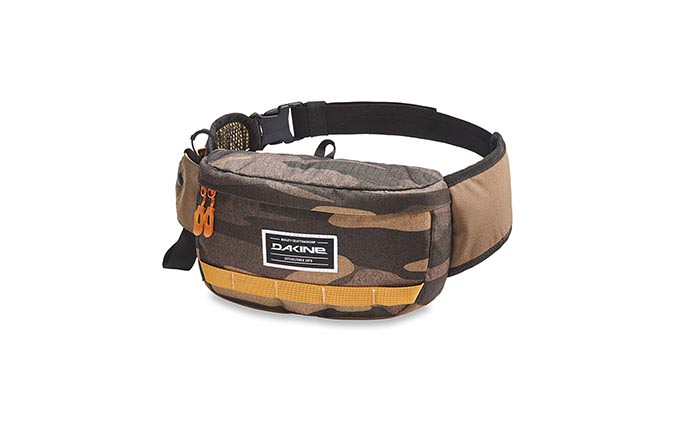DAKINE HOT LAPS WAIST BAG 2L FIELDCAMO 2018