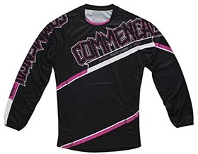 JERSEY LONG SLEEVE DH PINK