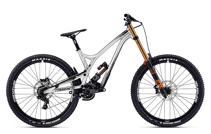 SUPREME DH V4.2 FOX 650B BRUSHED EDITION 2017