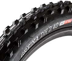 DH / FREERIDE TYRES