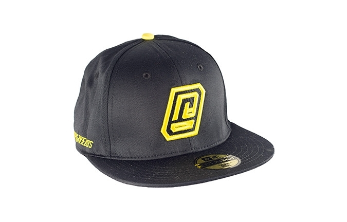 COMMENCAL SNAPBACK CAP BLACK/YELLOW