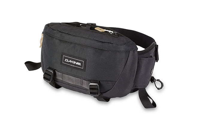 DAKINE HOT LAPS WAIST BAG 2L BLACK 2018