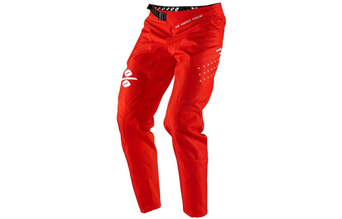 100% R-CORE YOUTH PANTS RED