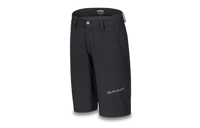 DAKINE DROPOUT SHORTS BLACK 2019