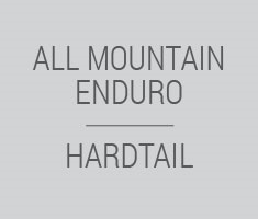 ALL MOUNTAIN/ENDURO HARDTAIL