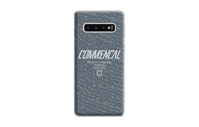 COMMENCAL SAMSUNG 10 CASE GREY 2019