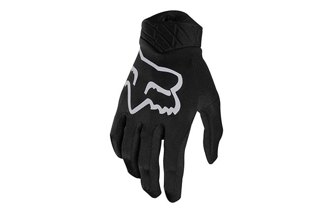 FOX FLEXAIR GLOVES BLACK 2019