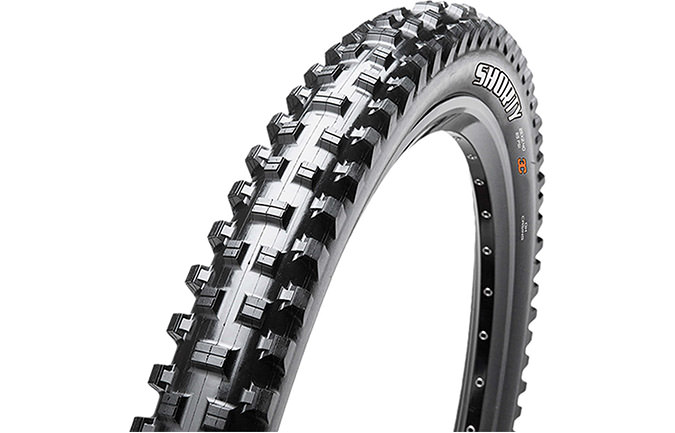 MAXXIS SHORTY 27,5 X 2,5 TR DH WT 3C