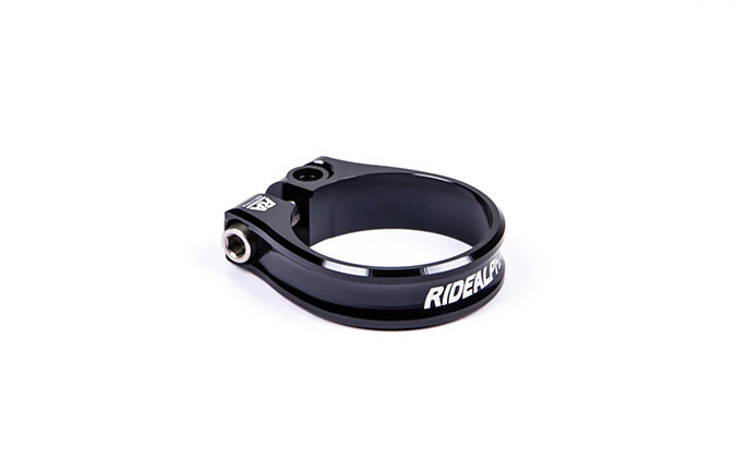 SEAT CLAMP RIDE ALPHA 38.5MM