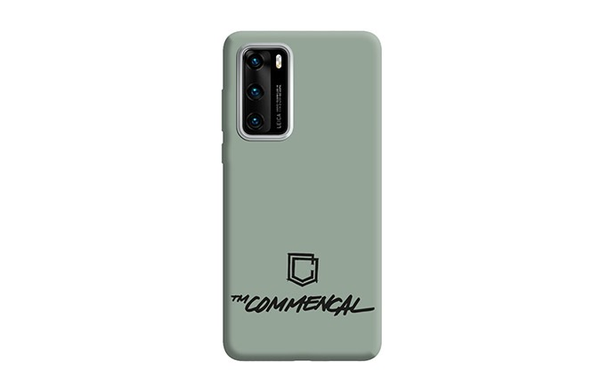 COMMENCAL HUAWEI P40 CASE HERITAGE GREEN