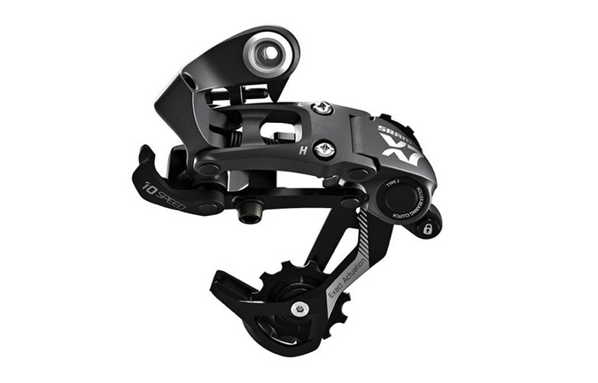 SRAM X7 TYPE 2 MEDIUM CAGE REAR DERAILLEUR