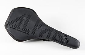 RIDE ALPHA SADDLE CRMO 278 RAILS