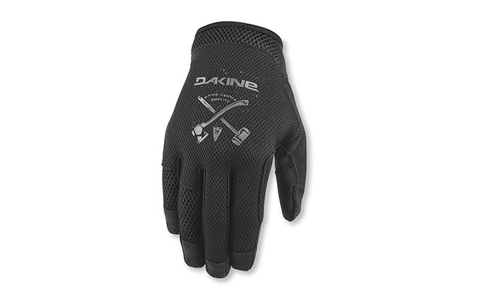 DAKINE COVERT GLOVES BLACK 2018