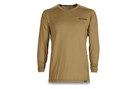 DAKINE LONG SLEEVE SYNCLINE JERSEY SAND STORM