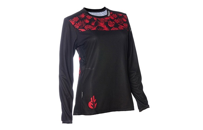 JERSEY LONG SLEEVES DHARCO LADIES GRAVITY - ARCADIA