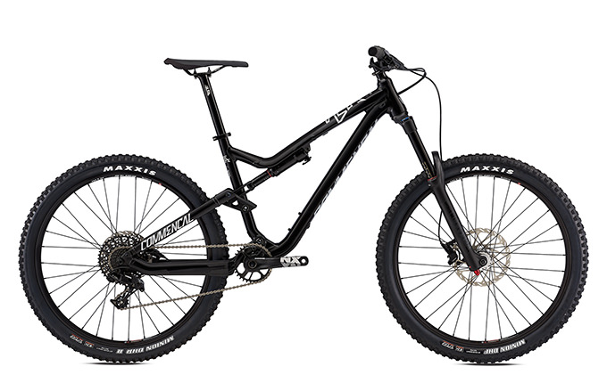 META AM V4.2 ORIGIN 650B BLACK 2018