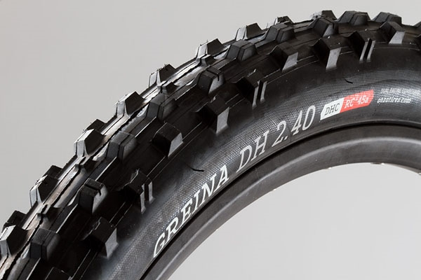 ONZA TIRE DH GREINA FOLDABLE 26x2.40 60TPI