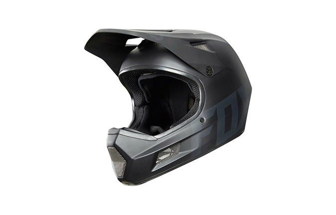 FOX RAMPAGE COMP HELMET BLACK