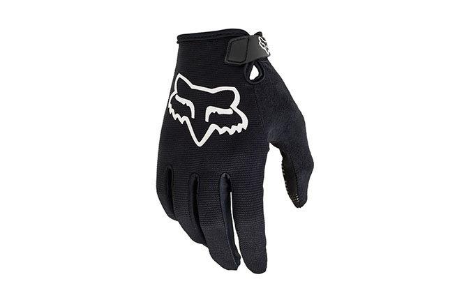 FOX RANGER GLOVES BLACK 2019