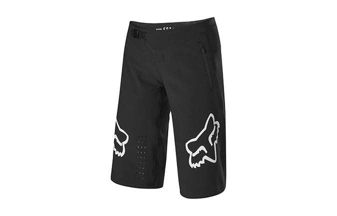 FOX WOMAN DEFEND SHORTS BLACK 2019