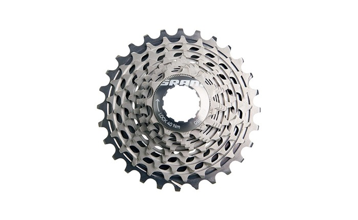 SRAM RED DH 11-26 CASSETTE