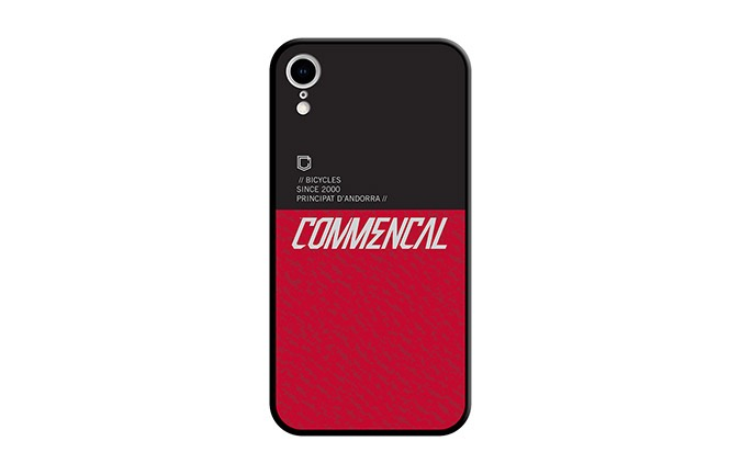COMMENCAL IPHONE XR CASE RED 2019