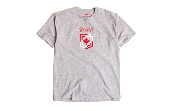 COMMENCAL SHIELD T-SHIRT CANADA 2019