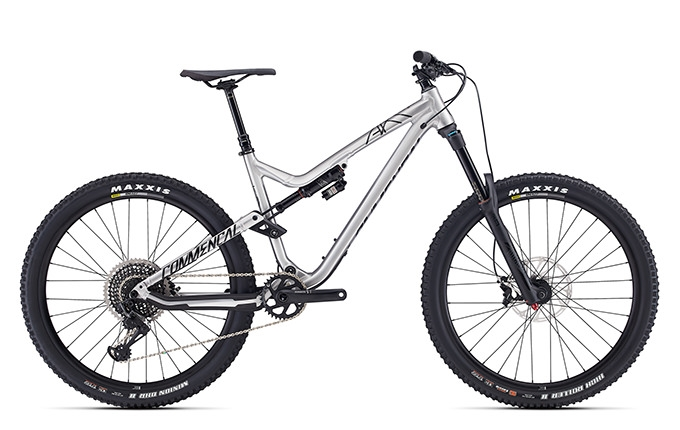 META AM V4.2 RACE EAGLE 650B BRUSHED 2017