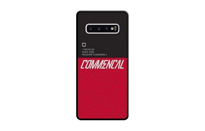 COMMENCAL SAMSUNG 10 CASE RED 2019