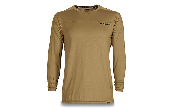 DAKINE LONG SLEEVE SYNCLINE JERSEY SAND STORM 2019