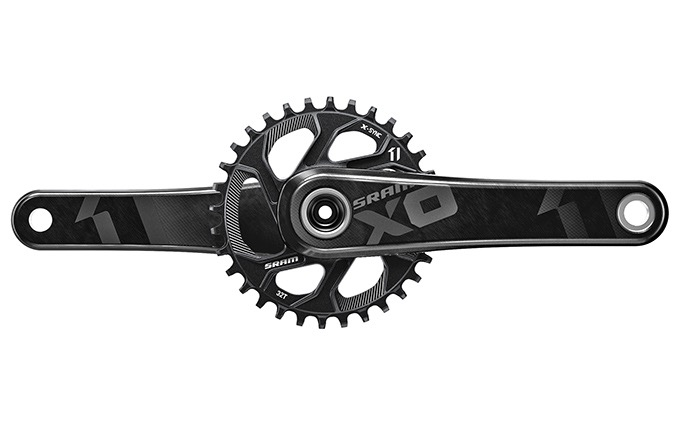 SRAM XO1 CRANKSET DIRECT MOUNT 170MM 32T