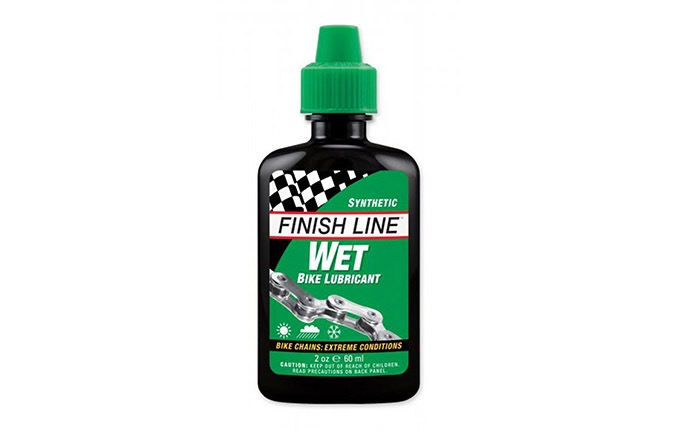 FINISH LINE WET LUBE 60ML