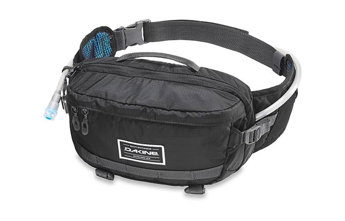 DAKINE HOT LAPS WAIST BAG 5L BLACK 2020