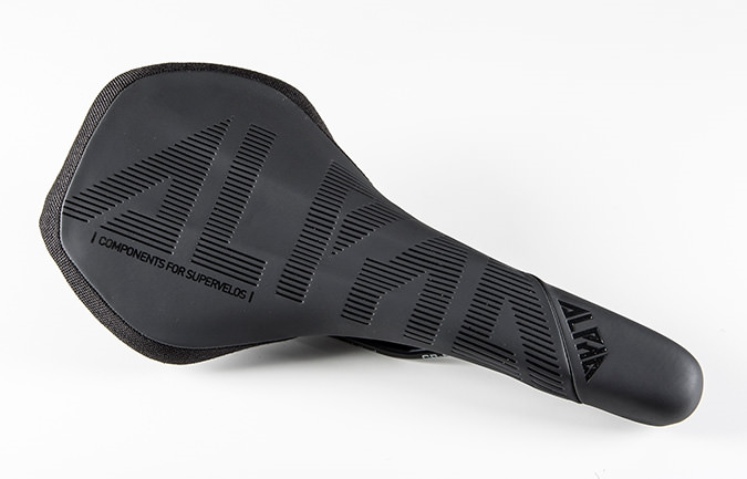 RIDE ALPHA SADDLE CRMO 278 RAILS 2016