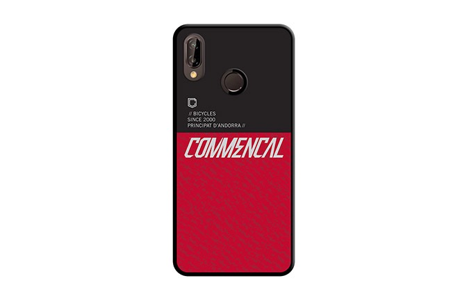 COMMENCAL HUAWEI P20 LITE CASE RED 2019
