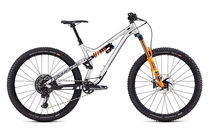 META AM 29 SIGNATURE BRUSHED 2019