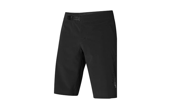 FOX FLEXAIR LITE SHORTS BLACK 2019