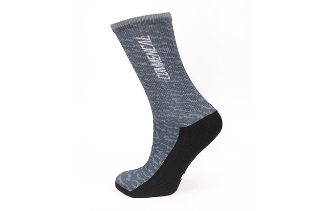 COMMENCAL PRINTED GREY SOCKS 2019