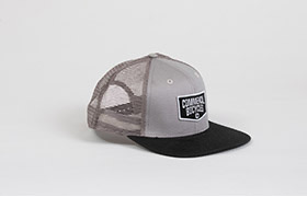 COMMENCAL TRUCKER CAP GREY