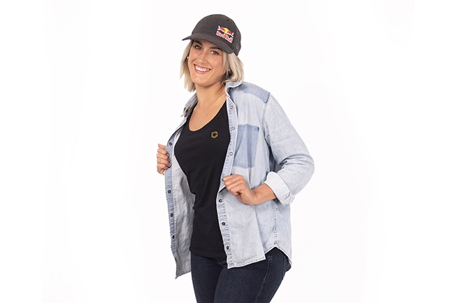 COMMENCAL WOMEN'S TANK TOP BLACK