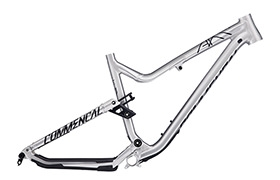 FRAME META AM V4.2 650B BRUSHED 2017