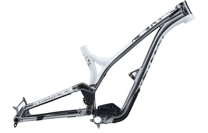 FRAME NEW SUPREME DH 29 WHITE / GREY 2020