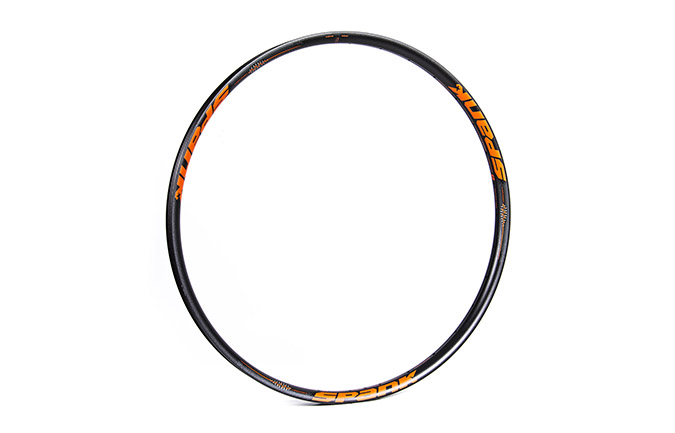 SPANK SPIKE 350 RIM 650B 30MM ORANGE