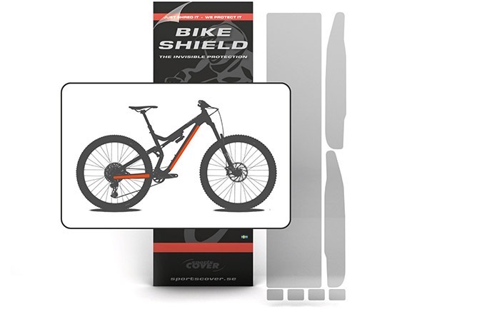 BIKESHIELD STANDARD KIT MATT