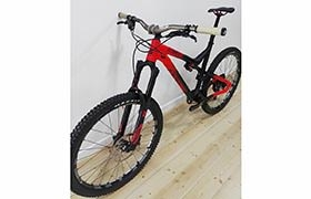 META AM V4 WORLD CUP 650B RED 2016