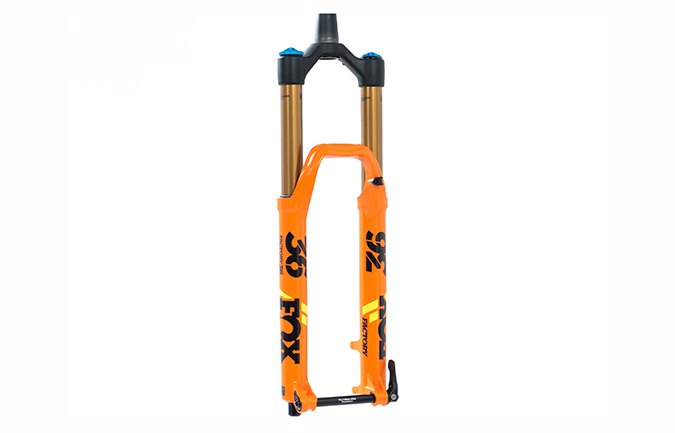 FOX 36 FLOAT KASHIMA 170MM 27,5 BOOST FORKS 2018 ORANGE